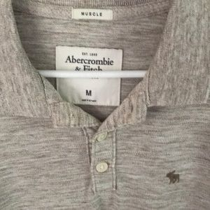 Abercrombie & Fitch Shirts - Mens Abercrombie & Fitch polo